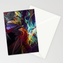 He who had the Favor Stationery Cards