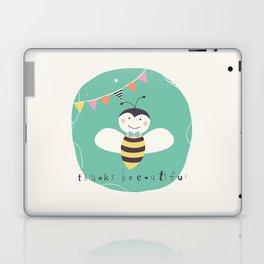 Boris Bee Laptop & iPad Skin