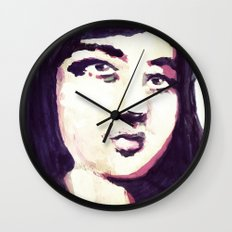 Portrait 116 Wall Clock