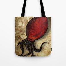 Squidomato Tote Bag