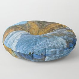 The Cove I Floor Pillow