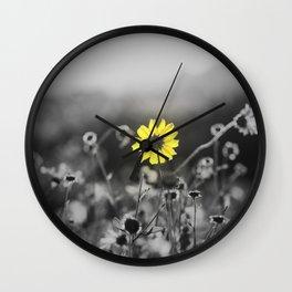 Giallo Wall Clock