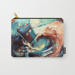 Tardis doctor who at starry night Dark Vortex iPhone 4 4s 5 5c 6, pillow case, mugs and tshirt Carry-All Pouch