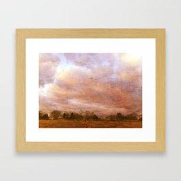 Landscape #6 Framed Art Print