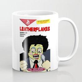 Leatherflakes: Eat The Texas Chainsaw Massacre for Breakfast Coffee Mug