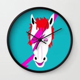 David Pownie Wall Clock
