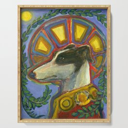 St. Guinefort the Greyhound Serving Tray