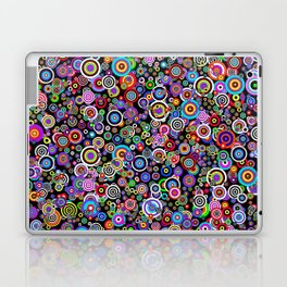 Spots (Version 7) by Bruce Gray Laptop & iPad Skin