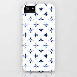 Shibori Watercolour no.8 iPhone Case