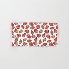 Strawberry Love Hand & Bath Towel