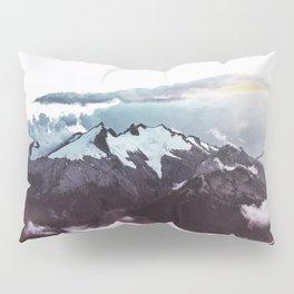 Faded mountain Pillow Sham