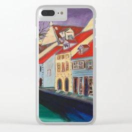 Livi Laukum, Riga, Latvia Clear iPhone Case