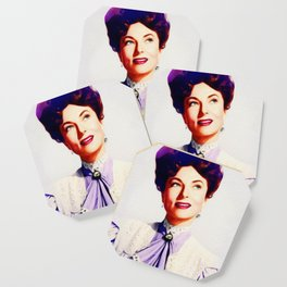 Agnes Moorehead, Vintage Actress Coaster