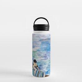 Big Blue Water Bottle