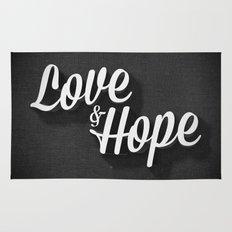 Love & Hope Rug