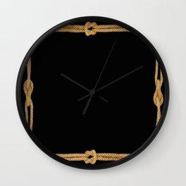 frame 1 Wall Clock