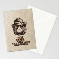 Grumpy PSA Stationery Cards