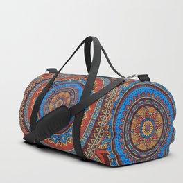 Hippie mandala 73 Duffle Bag