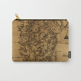Map of Chesapeake Bay 1774 Carry-All Pouch