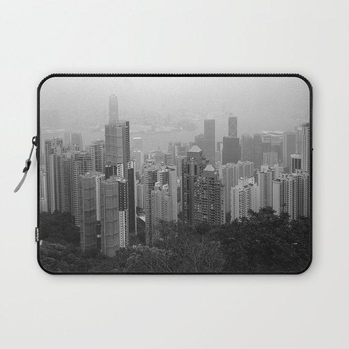 Hong Kong Island Laptop Sleeve
