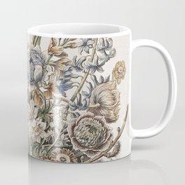 Fleur Vintage Bouquet Coffee Mug