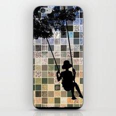 Tree Swing iPhone & iPod Skin