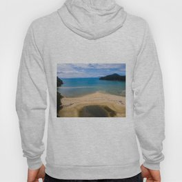 able tasman natural reserve sand low tide Hoody