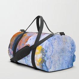 Rusty Wall Art Duffle Bag