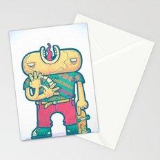 brain free Stationery Cards