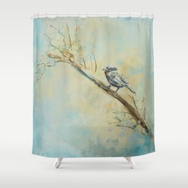 Little Bird 5602 Shower Curtain