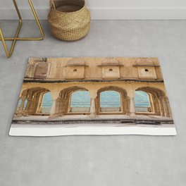 Arches of Perception Rug