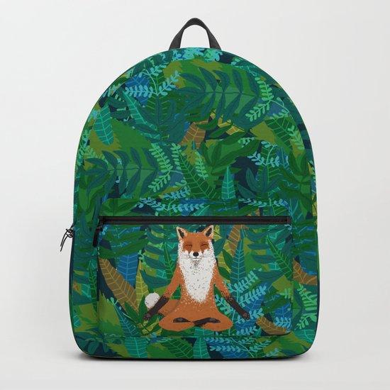 Fox Yoga Backpack