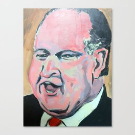 Taliban Republican: Rush Limbaugh Canvas Print