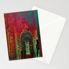 The Crushing Weight of Defeat:  Divide Stationery Cards