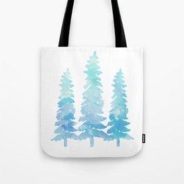 Tahoe Trees  Tote Bag