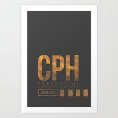 CPH Art Print