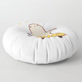 Honest Blob - Zoom! Floor Pillow