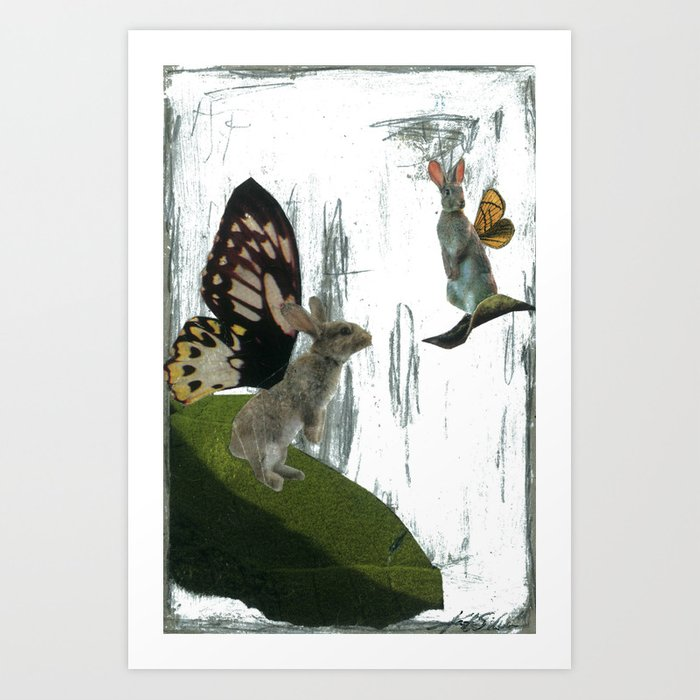 """Daydreaming"" Art Print"