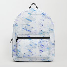 Ghost Town (Ice Jam) Backpack