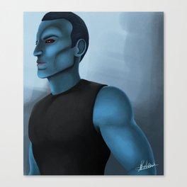 Thrawn Canvas Print