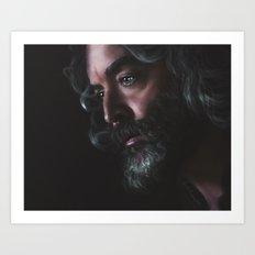 Cain Art Print