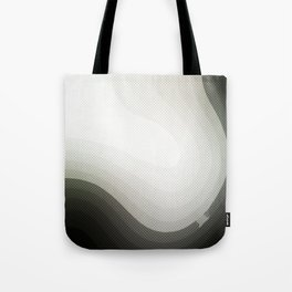 Edged Out Tote Bag