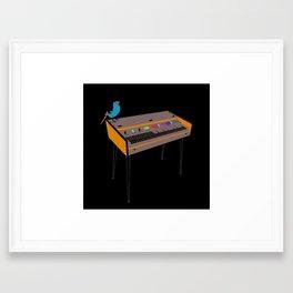 Baldwin Framed Art Print