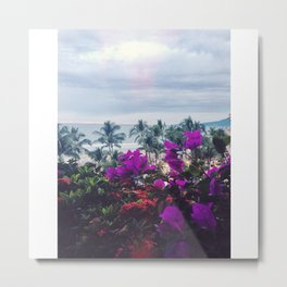 A Drop of the Ocean Metal Print