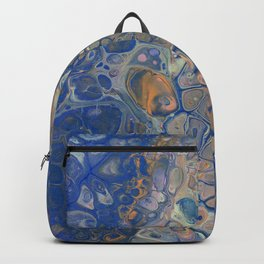 Octopus Abstracted Backpack