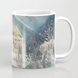 Underwater Greenhouse Coffee Mug