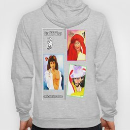 GRAFFITI WEAR STAR POSTER Hoody