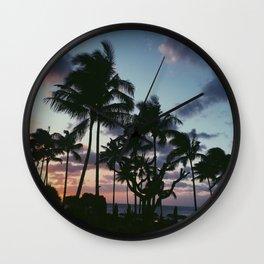 ~Hawaii~ Wall Clock