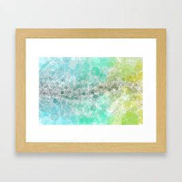 Inspired. Framed Art Print
