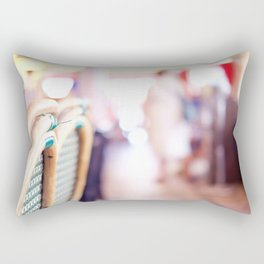 Pink in Paris 01 Rectangular Pillow